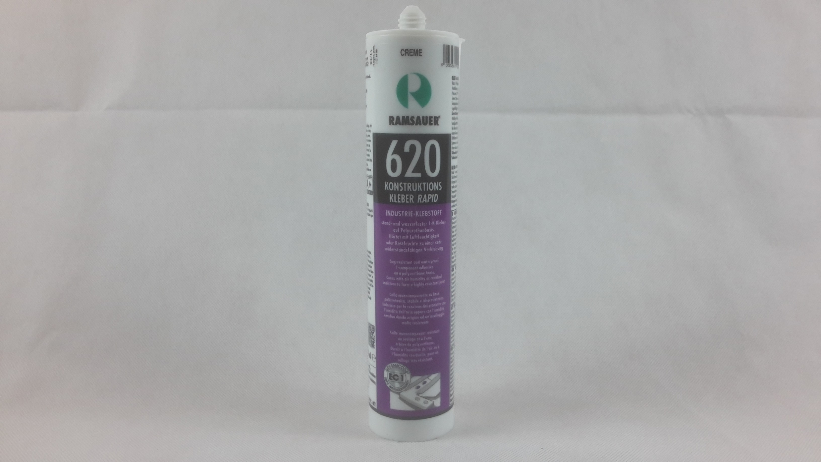 Konstruktionskleber Rapid 620
