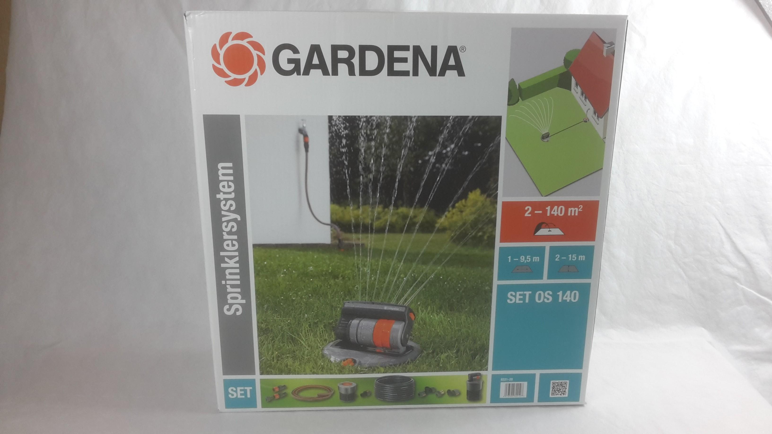 Gardena Komplett Set Angebot