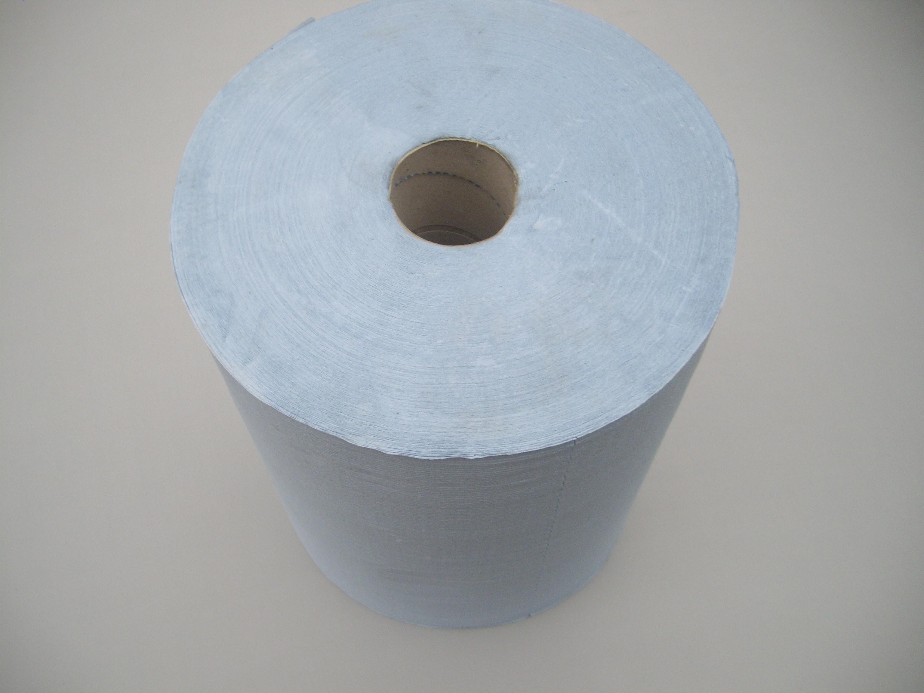 Reinigungstücher Großrolle 500 oder 750 Abrisse Wypall