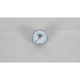Heizungsmanometer 63mm Exzentrisch