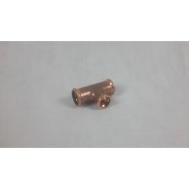 Pressfitting Kupfer T-Stück M-Kontur