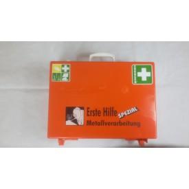 Erste-Hilfe-Koffer für verschiedene Berufe ( Metall, Holz, Landwirtschaft )